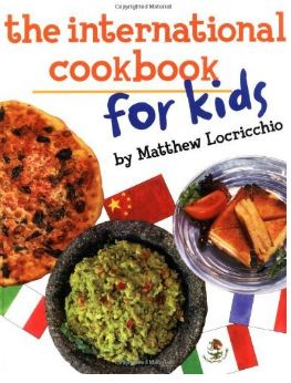 International Kids Cookbook e-book just $1